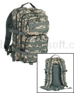 Army shop Batohy a tašky - Batoh MT US ASSAULT PACK ACU 36l