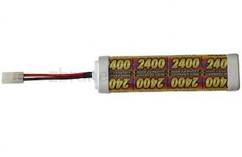 Baterie LP a LPR - Baterie LP 9,6V / 2400 mAh