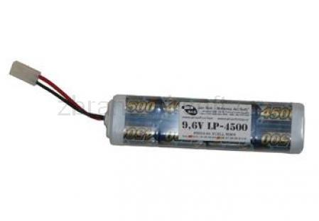 Baterie LP a LPR - Baterie LP 9,6V / 4500 mAh