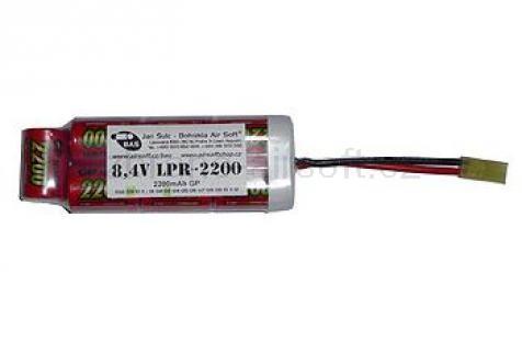 Baterie LP a LPR - Baterie LPR 8,4V / 2200 mAh