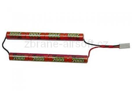 Baterie TP - Baterie TP G36 9,6V / 2000mAh