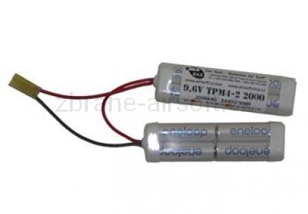Baterie TP - Baterie TP M4-2 9,6V / 2000 mAh eneloop
