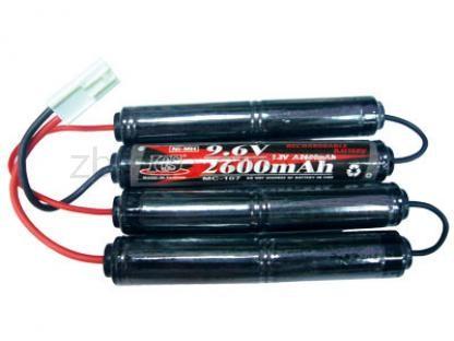 Baterie TP - Baterie TP M4-4 9,6V / 2600 mAh (ICS)