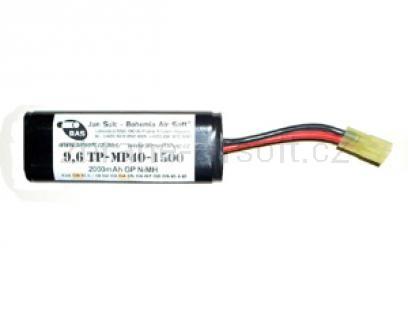 Baterie TP - Baterie TP MP40 9,6V/ 1500 mAh