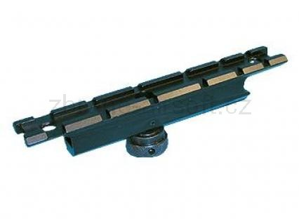 Airsoft Mont. lišty a kroužky - G and ;P montážní lišta M16/M4