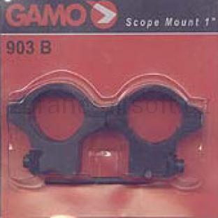 Airsoft Mont. lišty a kroužky - Gamo montážní kroužky 903B