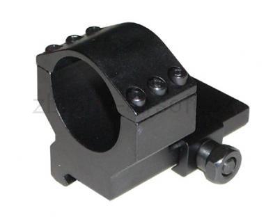 Airsoft Mont. lišty a kroužky - Warrior montážní kroužek L 30mm
