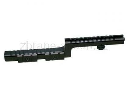 Airsoft Mont. lišty a kroužky - Warrior Z montáž pro M4/M16