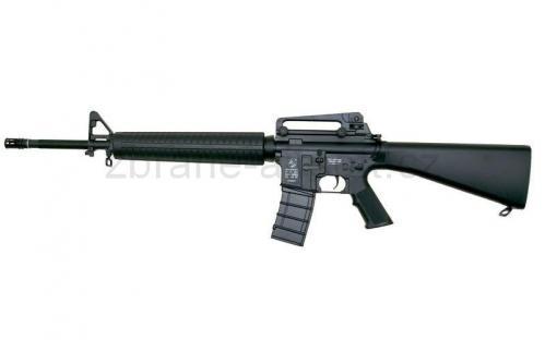 zbraně ICS plastic - ICS M16 A3 - Plastic