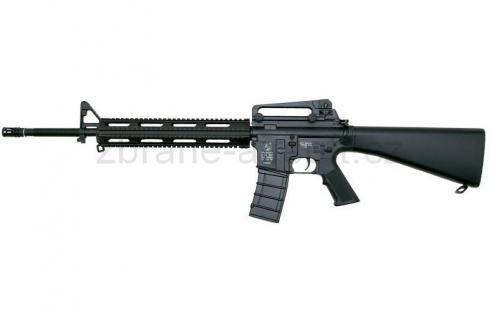 zbraně ICS plastic - ICS M16 A3 R.A.S. - Plastic