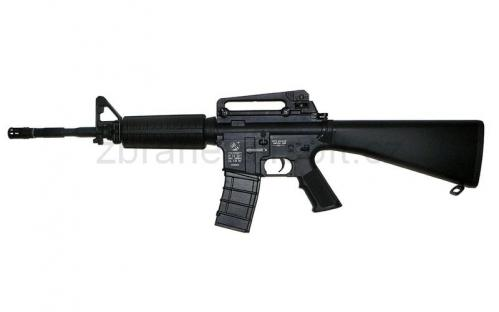 zbraně ICS plastic - ICS M4 A1 Fixed Stock - Plastic