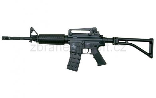 zbraně ICS plastic - ICS M4 A1 Folding Stock - Plastic