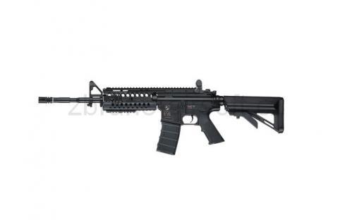 zbraně ICS plastic - ICS M4 A1 S.I.R. Crane Stock - Plastic