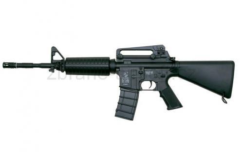 zbraně ICS plastic - ICS M4 A1 Short Stock - Plastic