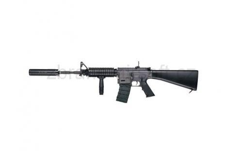 zbraně ICS plastic - ICS M4 C-15 R.I.S. - Plastic