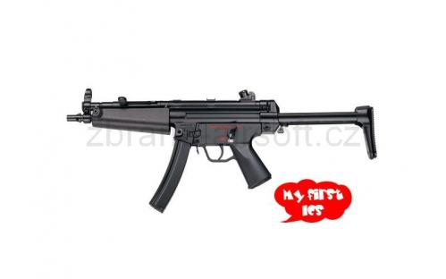 zbraně ICS plastic - ICS SMG5 A5 - Plastic