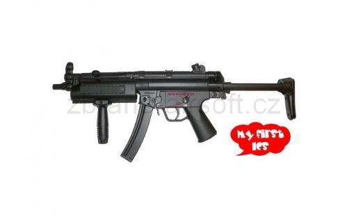 zbraně ICS plastic - ICS SMG5 A5 R.I.S. - Plastic