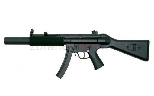 zbraně ICS plastic - ICS SMG5 SD5 - Plastic