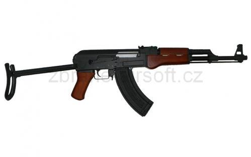 zbraně START (by STTi) - STTi (s) AK-47S celokov + dřevo