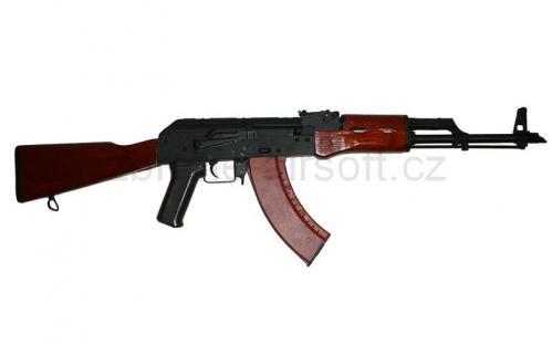 zbraně START (by STTi) - STTi (s) AK-74M celokov + dřevo