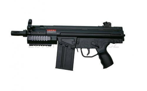 zbraně START (by STTi) - STTi (s) S3 SAS celokov