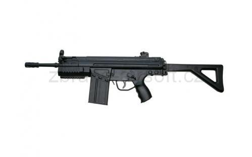 zbraně START (by STTi) - STTi (s) S3 SAS FS celokov
