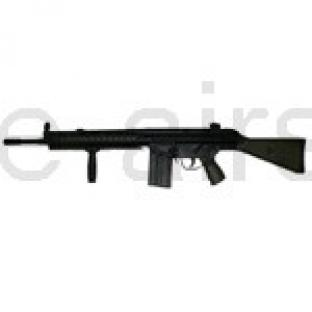 zbraně Warrior - Warrior W3 A3 R.A.S. Army