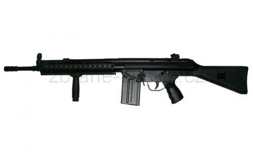 zbraně Warrior - Warrior W3 A3 R.A.S. Police