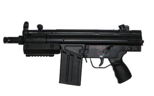 zbraně Warrior - Warrior W3 SAS