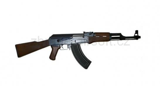zbraně Warrior - Warrior W47