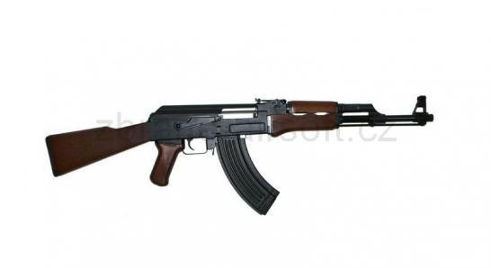 zbraně Warrior - Warrior W47 celokov