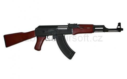 zbraně Warrior - Warrior W47 celokov dřevo