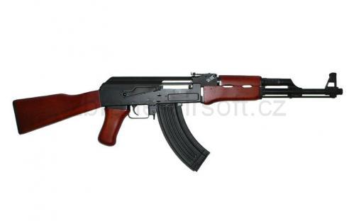zbraně Warrior - Warrior W47 celokov dřevo UPG.