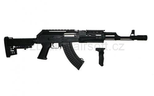 zbraně Warrior - Warrior W47 Crane Stock celokov UPG.