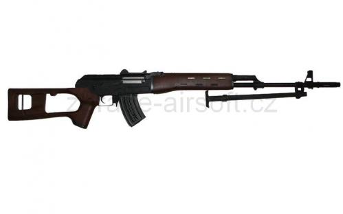 zbraně Warrior - Warrior W47 Dragunov sniper celokov