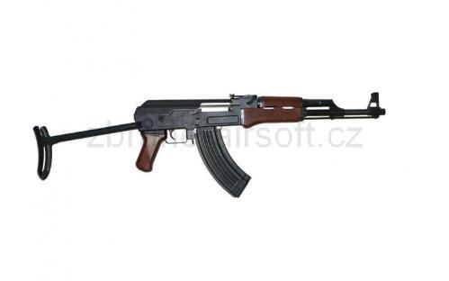 zbraně Warrior - Warrior W47S celokov