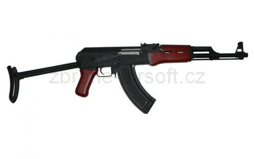 zbraně Warrior - Warrior W47S celokov dřevo