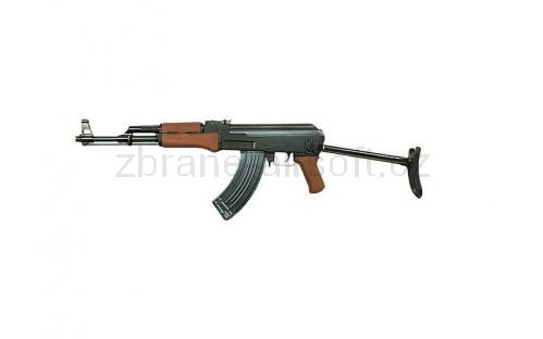zbraně SRC - AK-47C kov dřevo gen. II + kufr