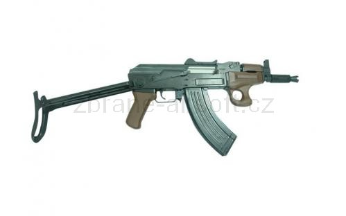 zbraně SRC - SRC AKM-S kov