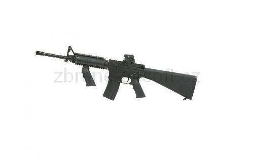 zbraně SRC - SRC SR4-16 kov gen. III