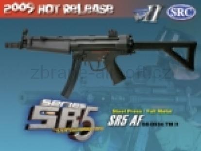 zbraně SRC - SRC SR5 AF kov gen. II