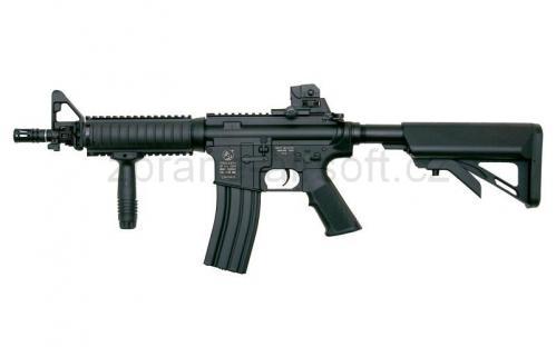 zbraně ICS - ICS M4 A1 CQB R.I.S. Crane Stock