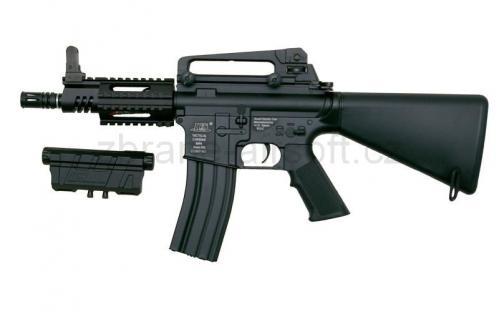 zbraně ICS - ICS M44 CQB Short Stock