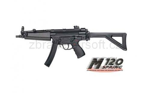 zbraně ICS - ICS SMG5 A1 Folding Stock - upgrade