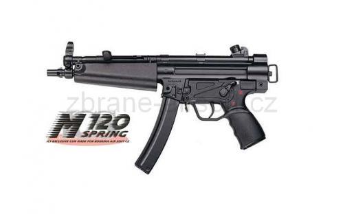zbraně ICS - ICS SMG5 A1 W - upgrade