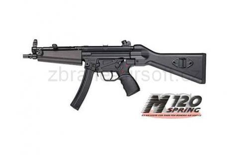 zbraně ICS - ICS SMG5 A2 - upgrade