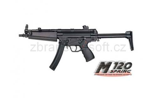 zbraně ICS - ICS SMG5 A3 - upgrade