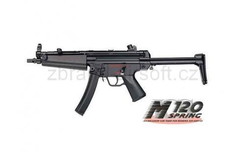 zbraně ICS - ICS SMG5 A5 - upgrade