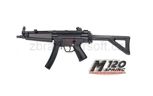 zbraně ICS - ICS SMG5 A6 Folding Stock - upgrade