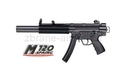 zbraně ICS - ICS SMG5 SD1 W - upgrade